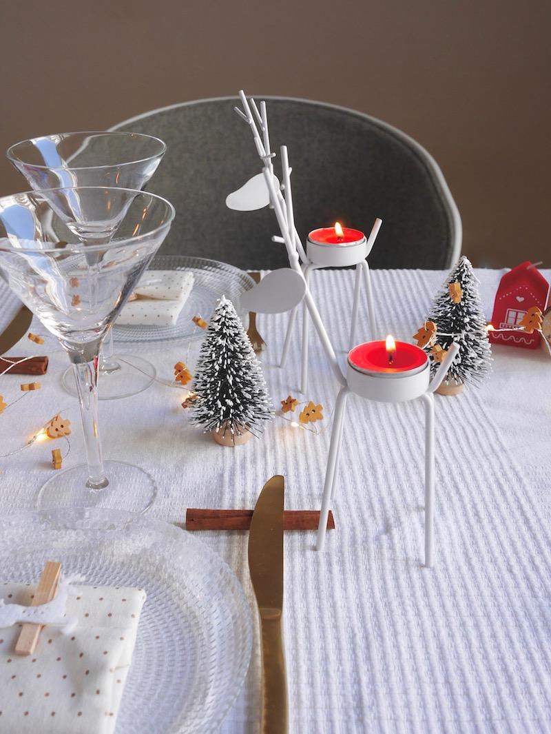 table Monoprix déco collection maison noel 2017