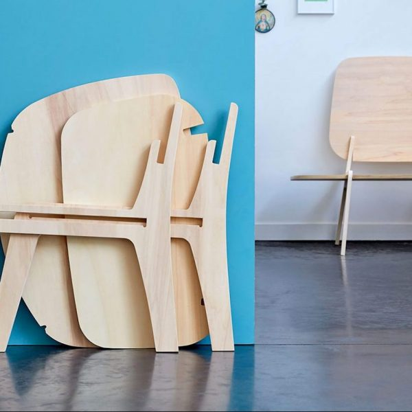 Les meubles à monter puis démonter de Tim Defleur