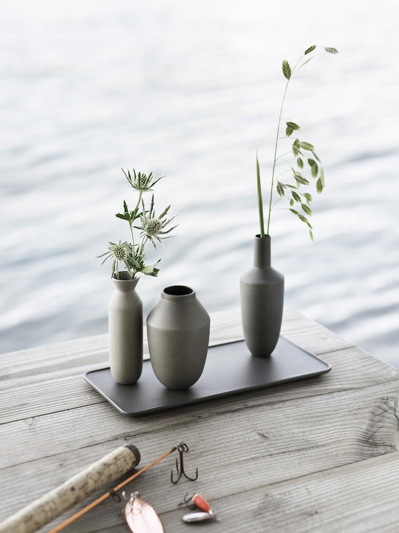 Soliflore plateau aimant Muuto design minimaliste scandinave
