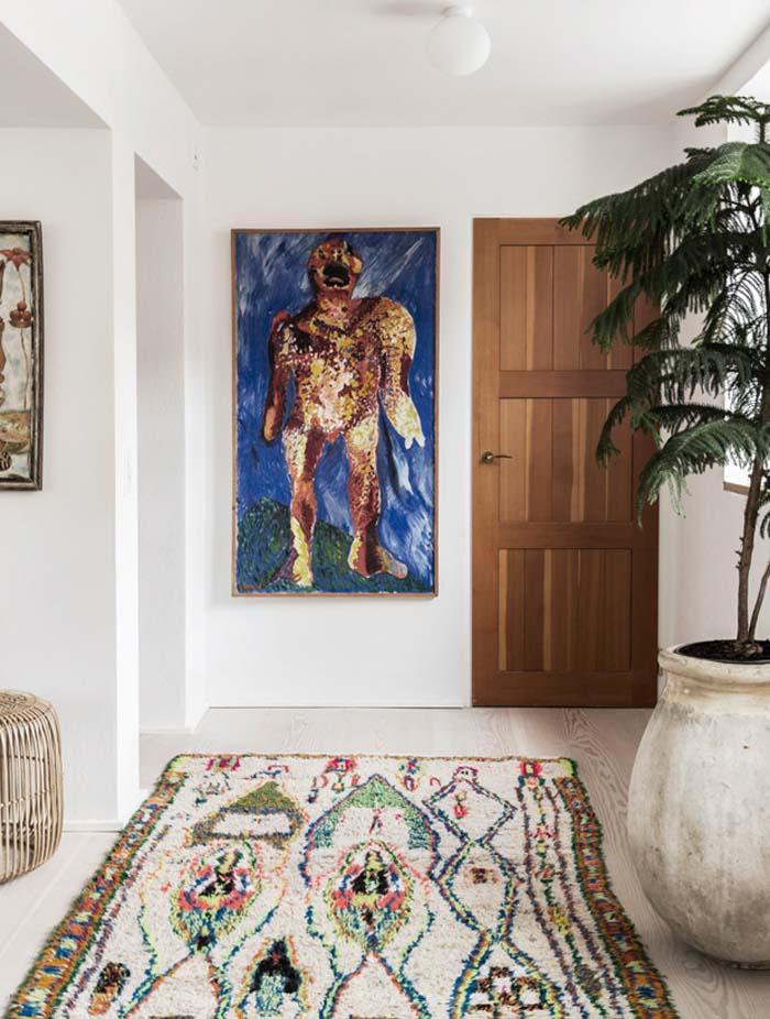 maison du danemark par Mogens Lassen et Arne Jacobsen entrée