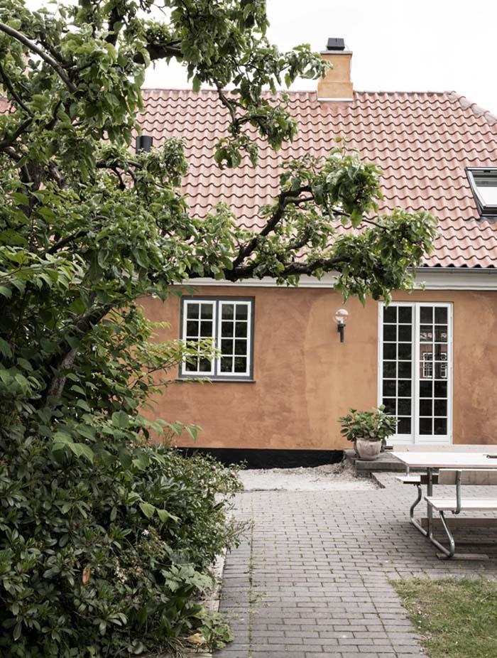 Mogens Lassen maison du danemark années 1850