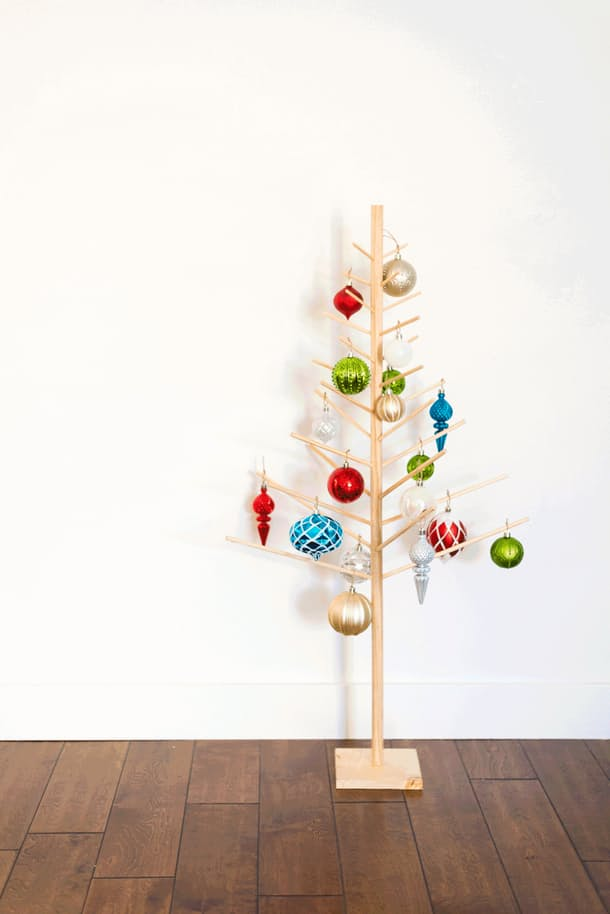 DIY sapin de Noel : 10 idées inspirantes