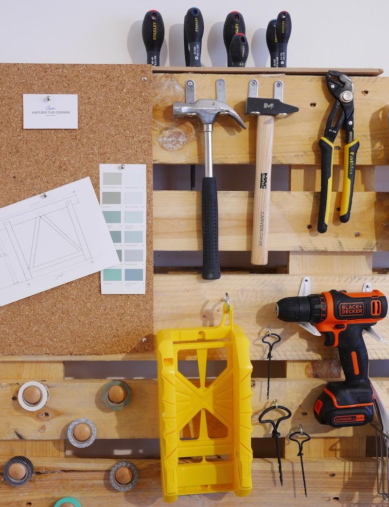 comment fabriquer un meuble en palette