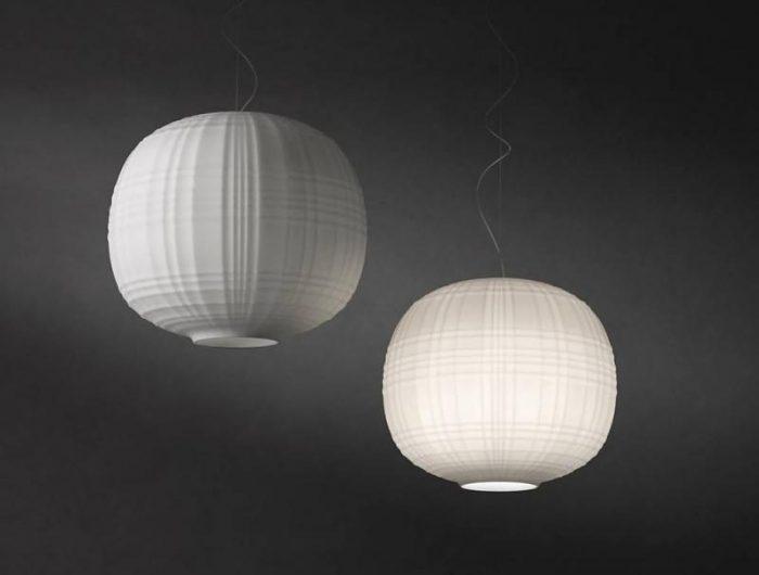 foscarini lampe boule papier