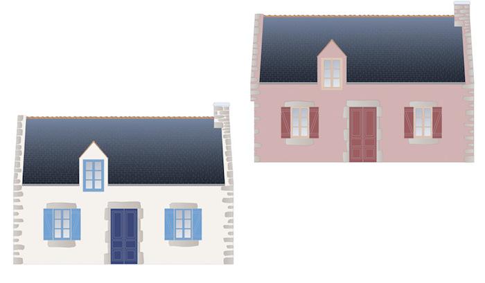 couleur de volets par ville et region de france