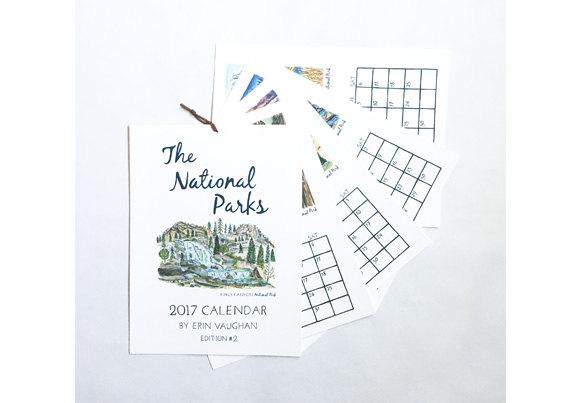 calendrier 2017 original deco