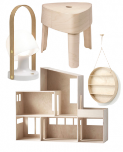 la décoration contreplaqué envahit tout nos intérieur au style scandinave et minimaliste.