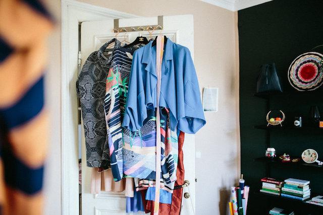 La collection de robes de la fashionista melodie michel berger