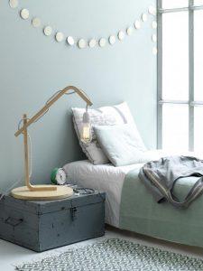 Personnaliser le tabouret IKEA frosta en pin