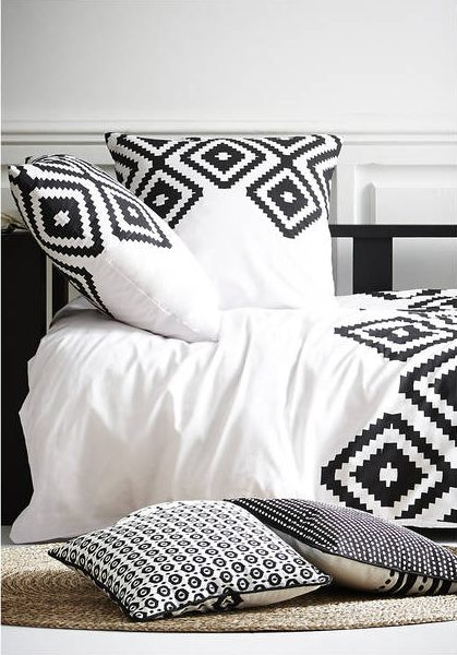 tati coussin housse de coussin imprime with tati coussin. Black Bedroom Furniture Sets. Home Design Ideas