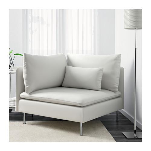fauteuil d'angle pour espace cocooning dans le salon fenetre blog deco