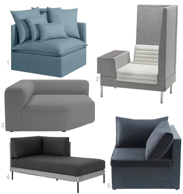 ou trouver fauteuil d'angle coin lecture décoration intérieure blog design