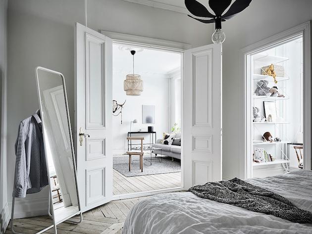 astuce comment décorer appartement scandinave nordique