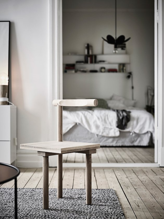 table basse design retour à Göteborg