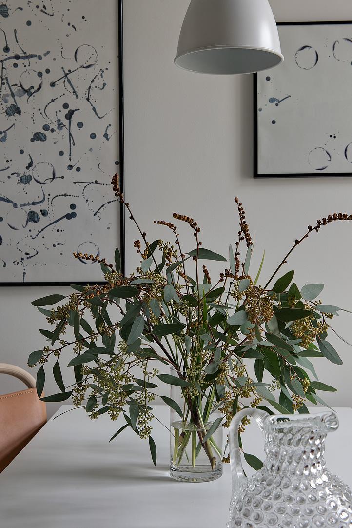 bouquet seche branche minimalisme scandinave deco