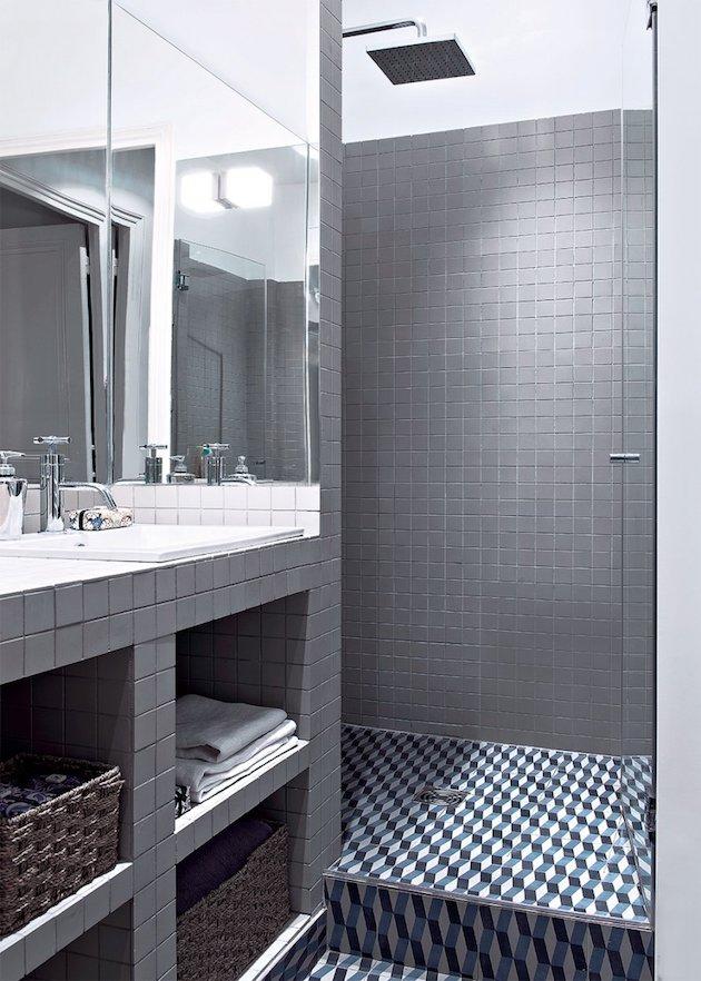 salle de bain minimaliste moisaque patricia urquiola