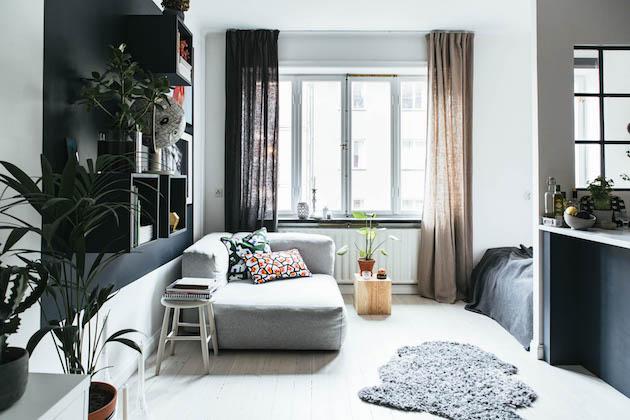 petit studio aménagement solution optimiser espace