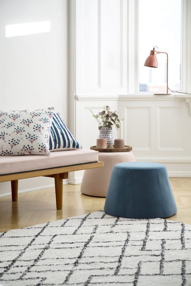 Søstrene grene nouvelle collection 2017 pouf