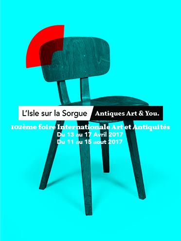 foires de l'Isle-sur-la-Sorgue Antiques Art & You