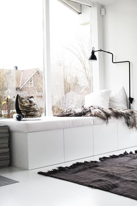 10 astuces pour une ambiance cosy blog d co clemaroundthecorner. Black Bedroom Furniture Sets. Home Design Ideas