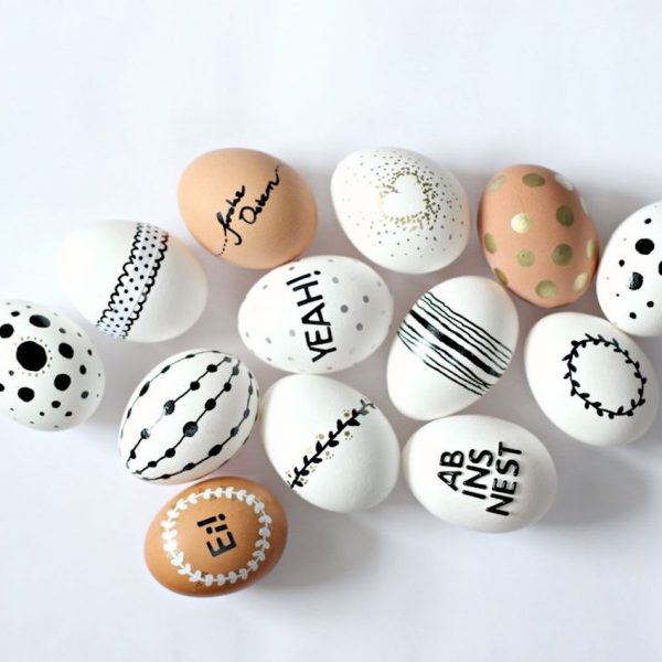 décoration de Pâques à faire soi même