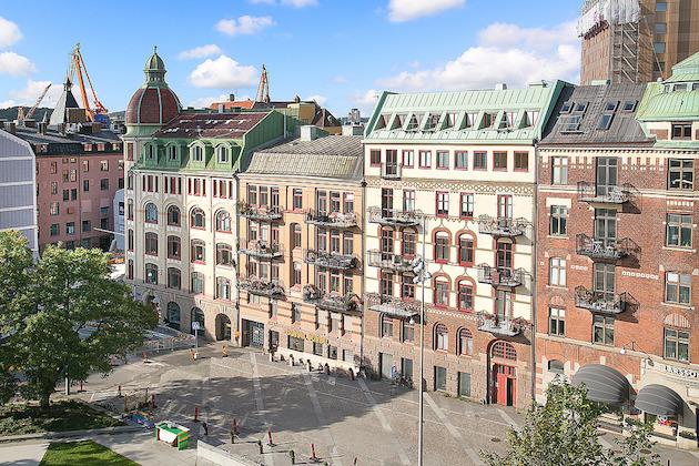 suède Goteberg architecture scandinave minimaliste