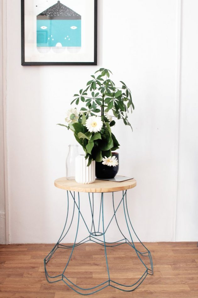 diy up-cycling blog creation deco