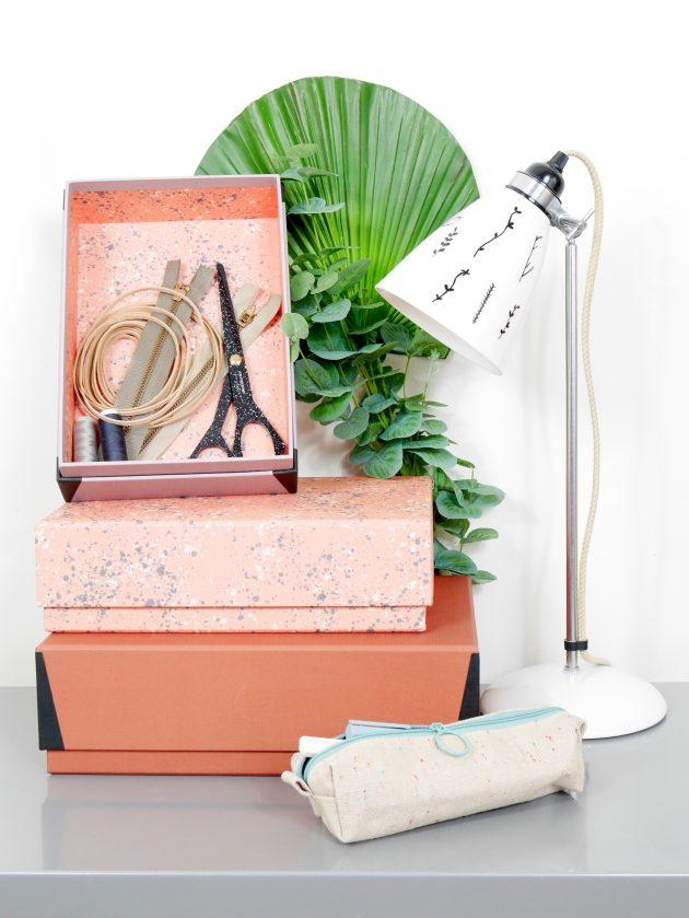 boites gigognes en carton empillable