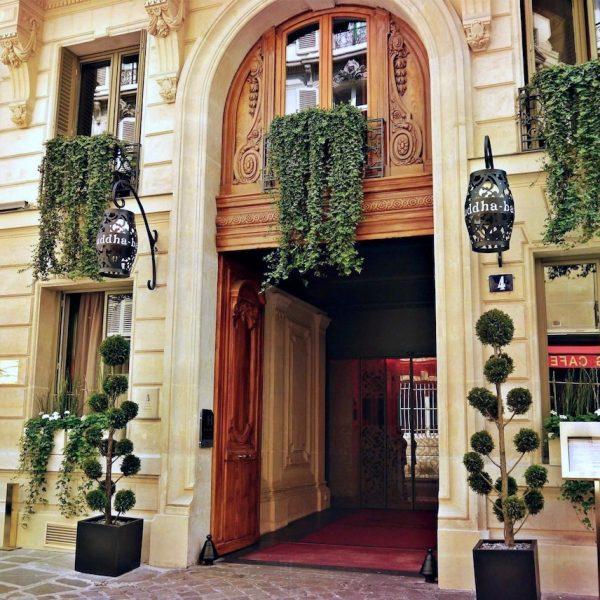 buddha bar hotel design paris 8 saint honore