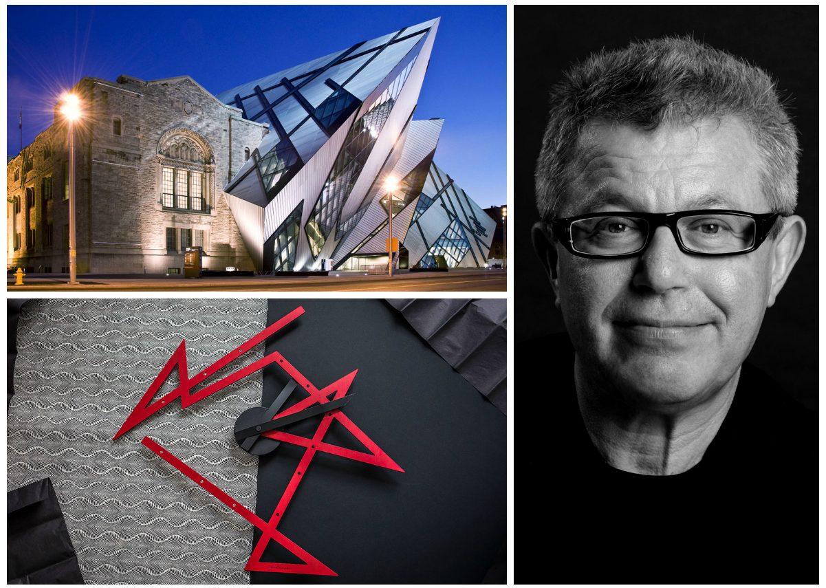Royal Ontario Muséum par Studio Libeskind