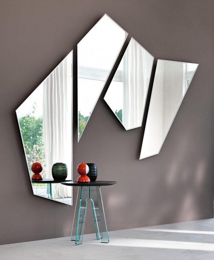Daniel Libeskind miroir mirage eclat