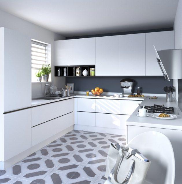 conseils pour aménager sa cuisine en U