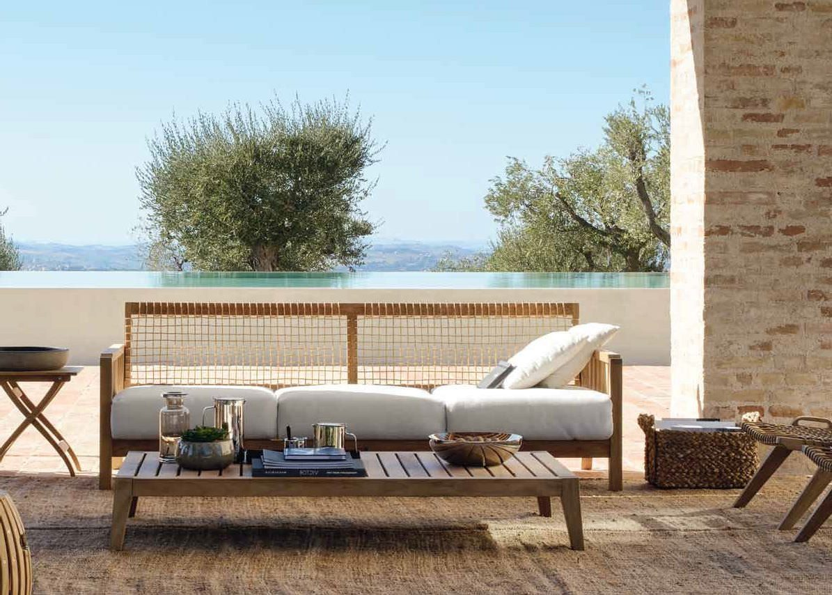 conseils entretien table en teck deco terrasse - Meuble Terrasse