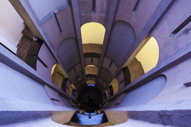 Visite déco : la fábrica de Ricardo Bofill