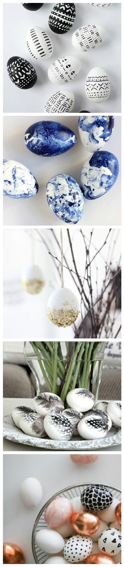 décoration de Pâques à faire soi même enfant