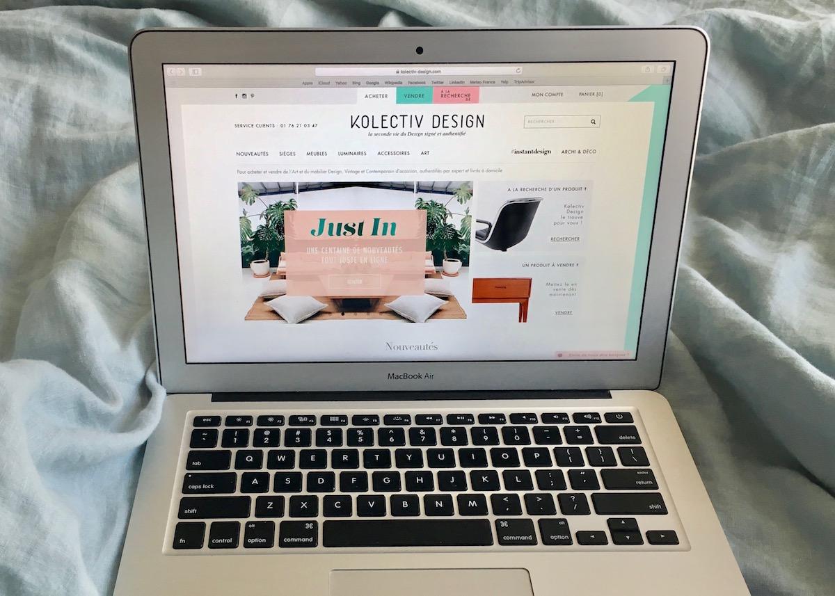 kolectiv design chiner en ligne avis
