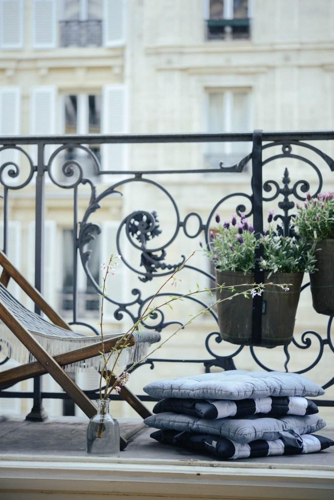 mini transat deco petit balcon detente diy