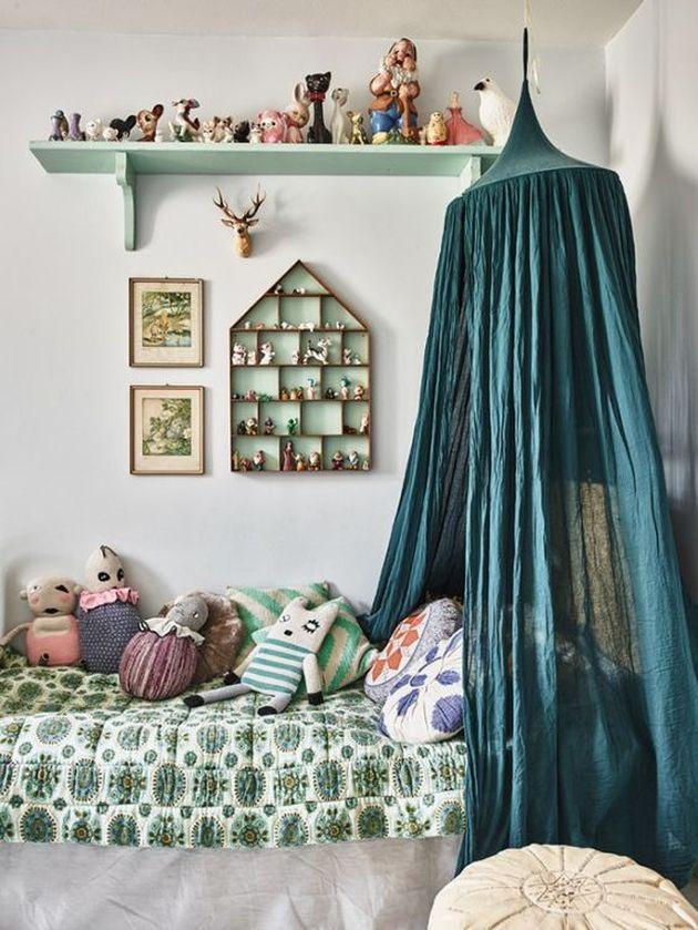 décoration bohème chambre enfant