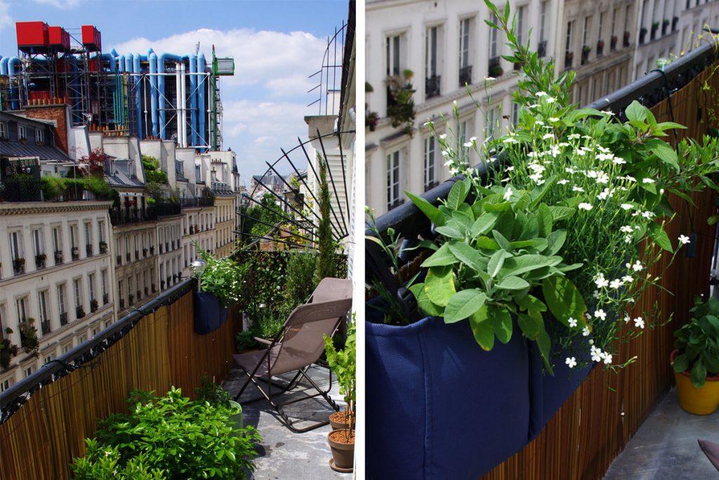 bacsac idee jardiniere petit balcon parisien