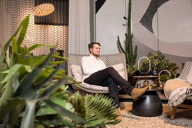 interview Sebastian Herkner designer allemand Dedon - blog déco - clem around the corner