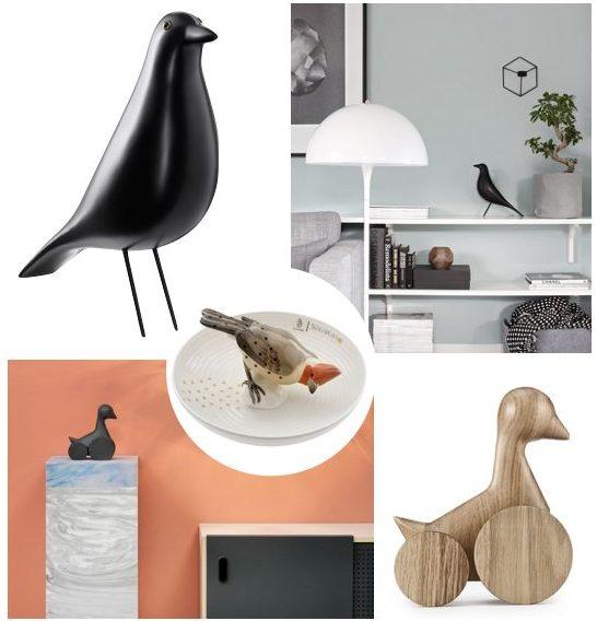 idées cadeaux fêtes des mères oiseau