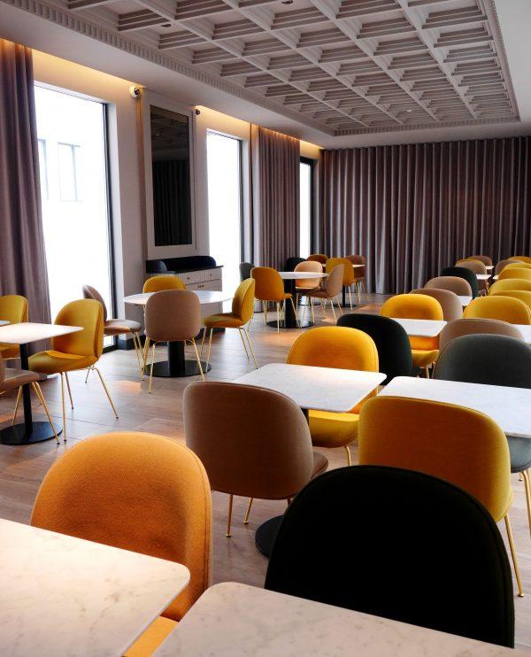 salle a manger tsuba hotel