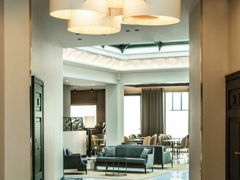 hotel design à Paris 17 art déco style - blog décoration - clem around the corner