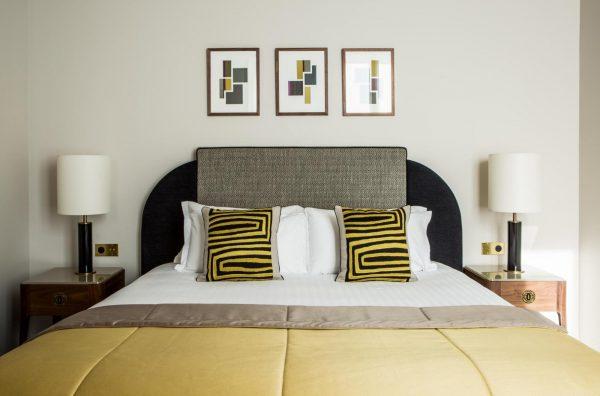 chambre jaune tsuba hotel