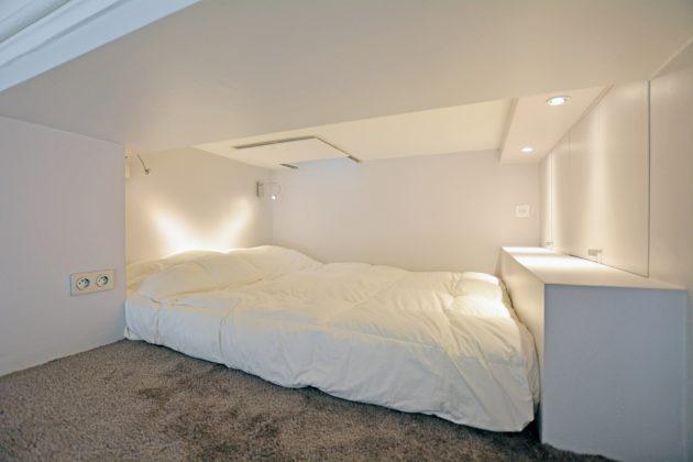 aménagement appartement 19m2 mezzanine