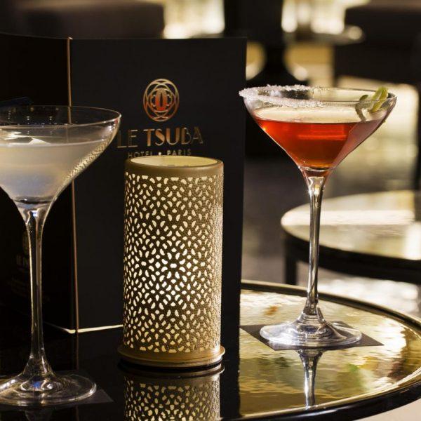 cocktails tsuba hotel