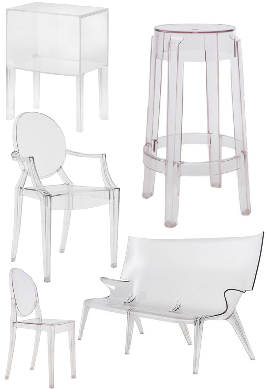 kartell plastique collaboration Maori George Nuku