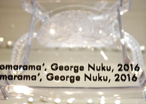reflection george nuku art kartell 2016