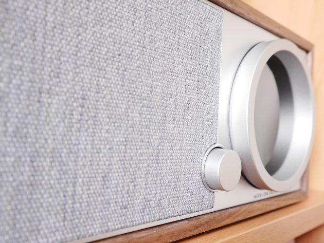 digital one tivoli radio enceinte vintage design