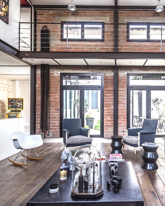 espaces atypiques les perles rares de l immobilier. Black Bedroom Furniture Sets. Home Design Ideas